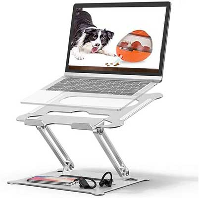 Adjustable Laptop Stand, Suturum Portable Laptop Computer Stand
