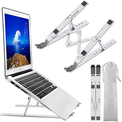 Laptop Stand, Laptop Holder Riser Computer Stand