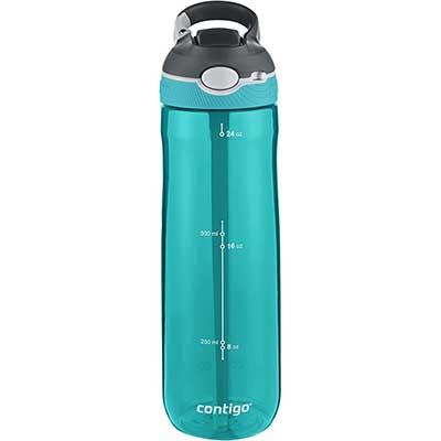 Contigo AUTOSPOUT Ashland Reusable Water Bottle, 20oz Scuba