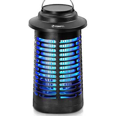TOMPOL Bug Zapper for Indoor and Outdoor