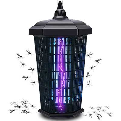 Bug Zapper Outdoor Mosquito Trap Fly