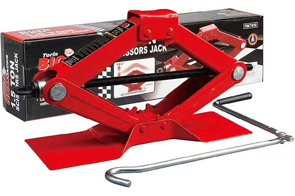 BIG RED Scissor Lift Jack
