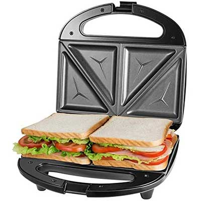 OSTBA Sandwich Maker, Toaster &Electric Panini Press